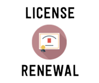 Renewing a license?